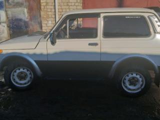 ВАЗ (Lada), 4x4, 1 поколение [рестайлинг], 1.7 MT (76 л.с.)