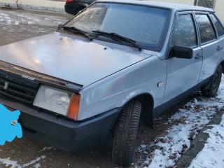 ВАЗ (Lada), 2109, 1 поколение [рестайлинг], 2109 MT (64 л.с.)