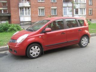 Nissan, Note, E11 [рестайлинг], 1.4 MT (88 л.с.)